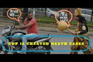 Cheating Death Compilation | Close Calls