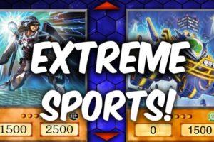 EXTREME SPORTS! - U.A vs F.A (YU-GI-OH! Themed Decks)
