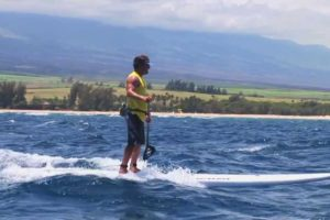 Extreme Sports -- Stand-Up Paddleboard