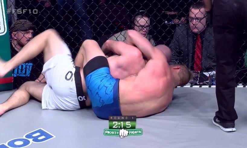 FRONT STREET FIGHTS 10: Chris Hunt vs Kyle Frost