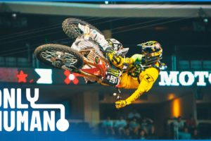 Nate Adams: King of Freestyle Motocross | Extreme Sports Documentary | Only Humann