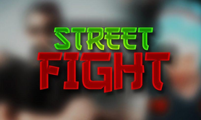 Street Fight [Jack & Mark]