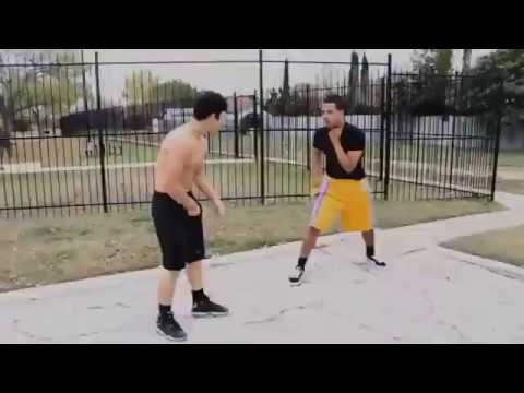 Street Fighter vs Boxer | Street Fight | Knockout