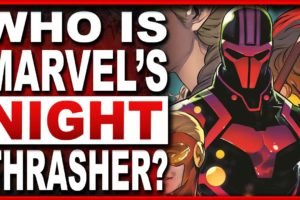 Who Is Marvel's Night Thrasher? Black Batman Meets Extreme Sports!