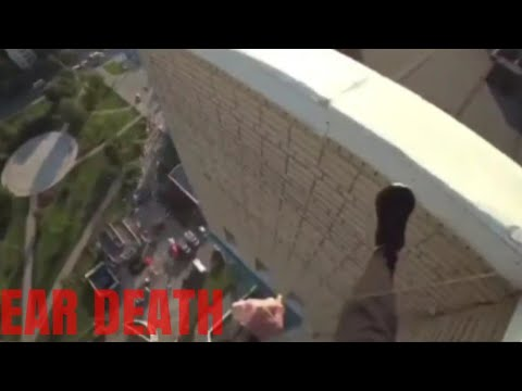 CRAZY NEAR DEATHS *captured by gopro and camera* pt.1