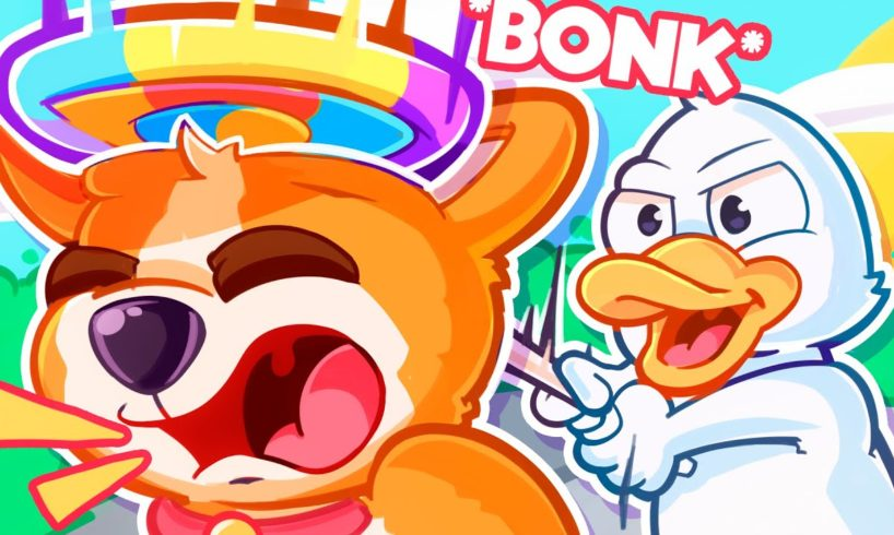This Game is SO FUNNY! (Party Animals)
