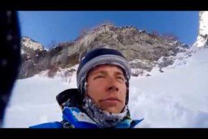 BEST NEAR DEATH COMPILATION SNOW EDITION