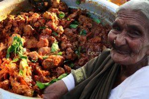 Chicken Liver Recipe | Delicious Chicken Recipe | My 105Grandma Cooking Village style Chicken Recipe