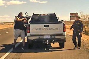 Dashcam Footage From Fatal Shooting of Officer Darian Jarrott