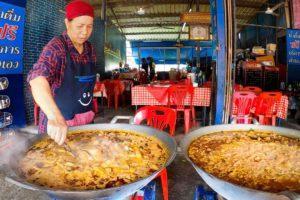 Extreme Thai Street Food - JACUZZI MEAT PARADISE!   Hat Yai (หาดใหญ่), Thailand