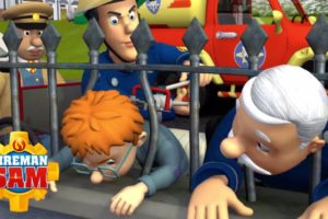 Firefighters in a Pickle! | Fireman Sam 🔥 Best First Aid Rescues | Videos For Kids