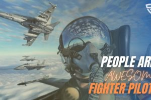 People are Awesome Fighter Pilots 2021