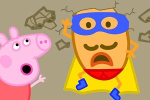 Peppa Pig Official Channel | Peppa Pig and Super Potato to the Rescue