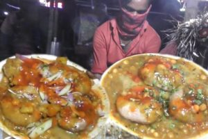 """Puri Ka Famous """" Laxman Chaat """" 