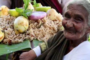 Quick Egg Biryanii | Grandmas Egg Biryani Recipe | Home Made Egg Biryani By My Grandma | Country