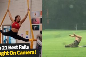 Top 21 Best Fails Of The Week | Funniest Fails Caught On Camera