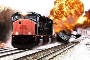 ?BEST of 2010-2020 TRAIN CRASH COMPILATION Accidents & Close Calls Top Best Of The Last DECADE!