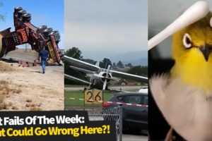 Best Fails Of The Week: What Could Go Wrong Here?