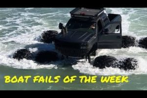 Boat Fails of the Week | No boat ramp is safe!