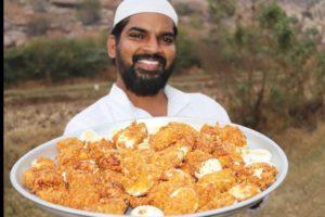 Egg Nuggets Recipe  For God Angels  Nawabs Kitchen 