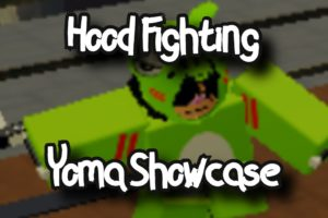 HOOD FIGHTING - YOMA SHOWCASE - ROBLOX