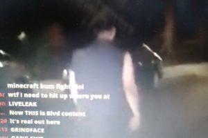 Hollywood Street Fight! Gang Brawl WSHH Hood Fights!