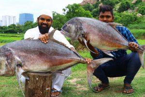 KING Of PARA FISH  Gravy | Para Fish Fry Recipe || Sea Foods Recipes || Nawabs kitchen