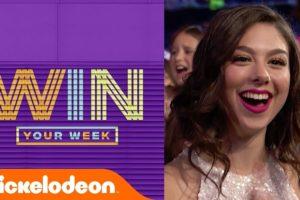 Kids' Choice Awards Party, Cutest Dogs Ever ? , Custom Kicks ?  & More! | #WinYourWeek | Nick