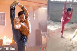 Most Amazing talented kids / Rohingya boy Vs tiger Shroff. People are Awesome.