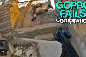 🎥 NEAR DEATH CAPTURED by GoPro vol. 11 [BestFailsTV] COMPILATION 2020