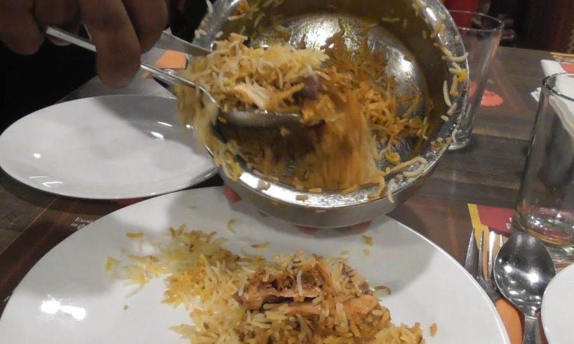 Paradise Biryani - World's Famous Hyderabadi Chicken Biryani @ 289 Plate