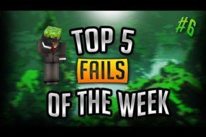 Skywars Top 5 Fails of the Week [6]