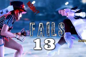 TEKKEN FAILS OF THE WEEK   EPISODE 13