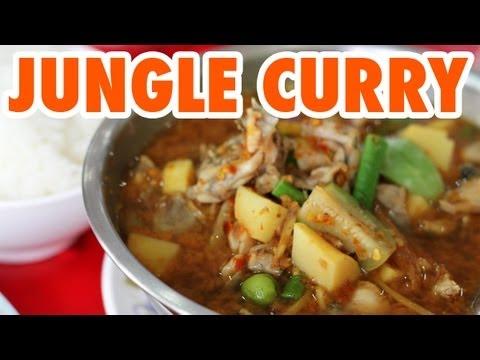 Thai Jungle Curry แกงป่า (Kaeng Pa)