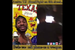 Austin tx, Streetfights on 6th street,,,,Dude uses his cell phone as a weapon,,, 18+🔥🔥🔥