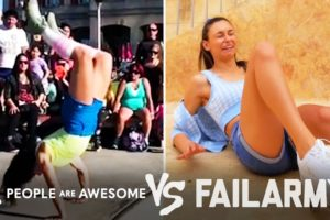 Breakdancing & More Wins VS. Fails | People Are Awesome Vs. FailArmy