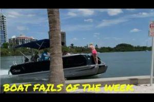 Can Flex Tape Fix It? | Boat Fails of the Week