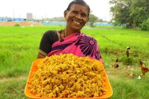 Egg Bhurji Recipe | How To Make Anda Bhurji | Simple egg bhurji | Village KITCHEN