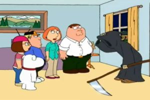 Family Guy Death Best Moments