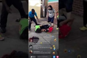 HOOD FIGHT EMPLOYEES GET DOWN AT SONIC IN MEMPHIS