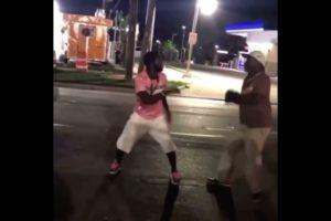 Hood Fight : Black Jackie Chan #2021