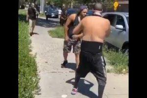 Hood Fight: New York Street KO