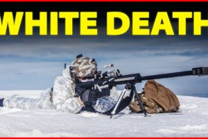 I Am The Best Sniper That Ever Lived - The White Death