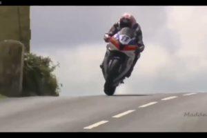 Isle Of Man TT IOMTT motorcycle road racing crash compilation 2021