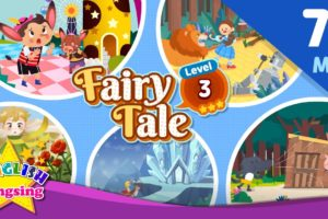 Level3 Stories - Fairy tale Compilation | 71 minutes English Stories (Reading Books)