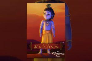 Little Krishna - Wondrous Feats - English