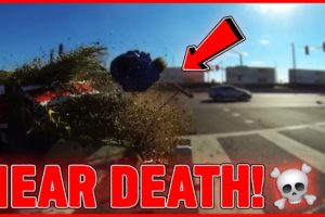 NEAR DEATH! - BEST ROAD RAGE, CRASHES, CLOSE CALLS OF 2021 - Motorcycle Road Rage #101