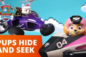 PAW Patrol - Pups Play Hide and Seek - Toy Episode - PAW Patrol Official & Friends