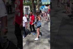 Pranking people on the street 🤣 Tiktok Compilations #Shorts #Tiktok #onevilage #Foryou
