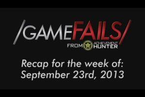 Recap for the Week of September 23rd, 2013
